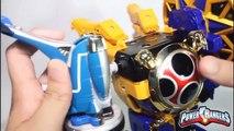 Trọn bộ lắp ráp các siêu robot của các siêu nhân cực đẹp