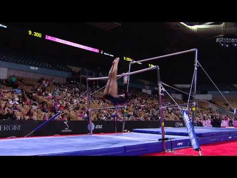 Brianna Brown - Uneven Bars - 2013 Nastia Liukin Cup