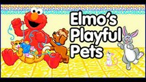 ELMOS PLAYFUL PETS / Sesame Street Learning Games for Kids