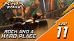 RIMBA Racer | Lap 11 | Rock & A Hard Place