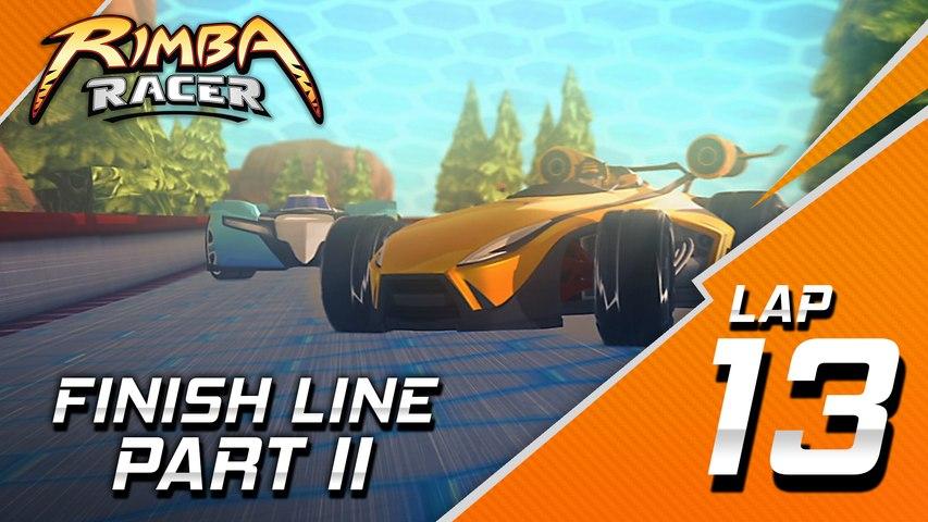 RIMBA Racer   Lap 13   Finish Line (Part 2)