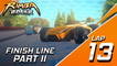 RIMBA Racer | Lap 13 | Finish Line (Part 2)