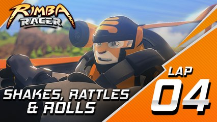RIMBA Racer   Lap 4   Shakes, Rattles & Rolls