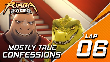 RIMBA Racer   Lap 6   Mostly True Confessions