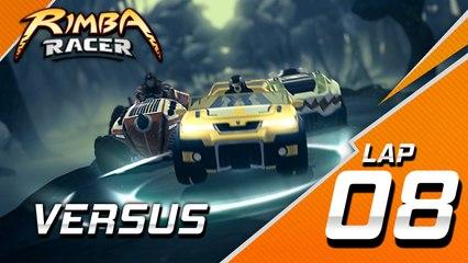 RIMBA Racer   Lap 8   Versus