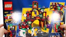 LEGO® Batman: The Dynamic Duo Funhouse Escape 6857 w/ Joker Harley Quinn Riddler & Robin DC Comics