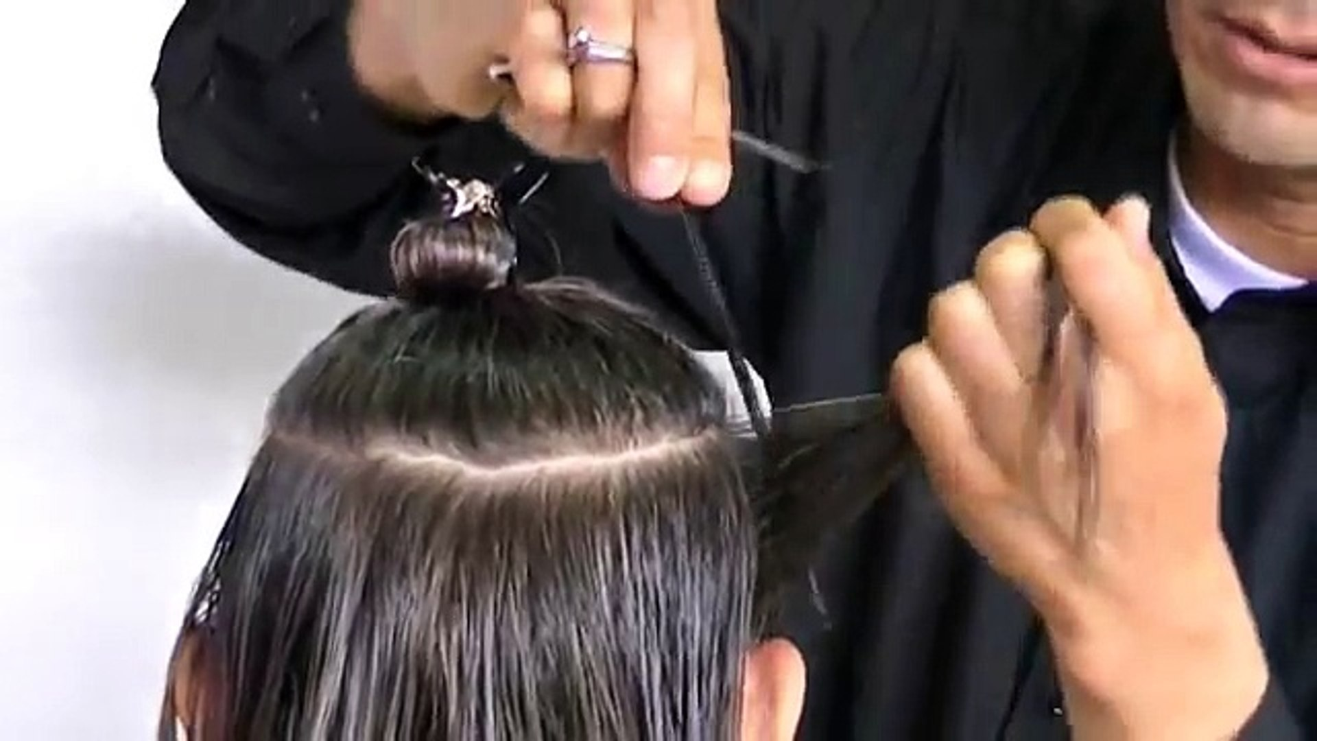 Cortes cabello degrafilado
