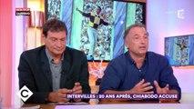 """Olivier Chiabodo revient sur """"l'affaire Intervilles"""" et accuse Gérard Louvin de l'avoir menacé de mort (vidéo)"""
