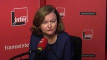 Nathalie Loiseau au micro de Léa Salamé