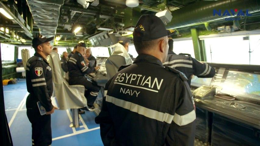 Naval Group livre la 1ere corvette Gowind®2500 - Lorient TV