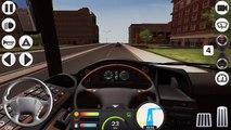 Coach Bus Simulator Gameplay Taking Ferry Boat
