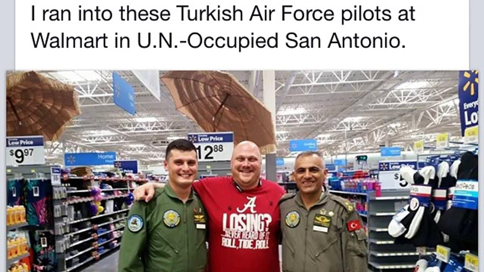 Jade Helm EXCLUSIVE UPDATE! Troops in Corona & Ontario CA, Turkish Troops in TX Walmart & MO
