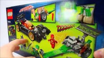 LEGO® Batman The Riddler Chase 76012 w/ The Flash DC Comics Super Heroes Speed Build