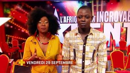 L'AFRIQUE A UN INCROYABLE TALENT