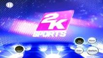 HOW TO DRIBBLE IN NBA 2K16|BEST TUTORIAL FOR BREAKING ANKLES IN NBA 2K16 IOS