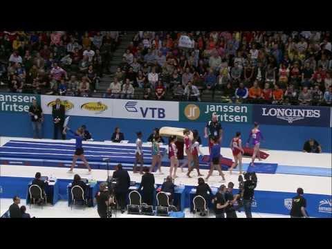Women's Vault Final – 2013 World Championships