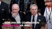 Alain Delon malade : l'acteur opéré d'urgence !