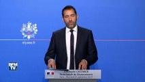 """Christophe Castaner salue """"l'exemplarité"""" de la politique du gouvernement par rapport à l'Europe"""