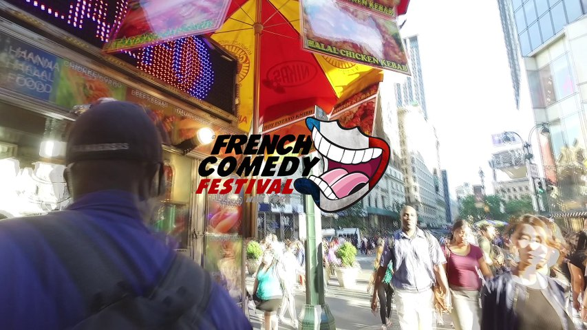 French Comedy Festival de New York 2017