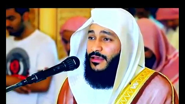 عبدالرحمن العوسي QURAN Recitation  in Beautiful Voice, Subhan Allah