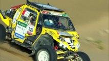 Summary - Stage 4 - Dakar Series China Rally 2017