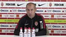 Foot - L1 - Monaco : Jardim «Montpellier va vite devant»