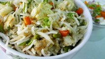 Egg Fried Rice - Restaurant style Egg Fried Rice || Egg Fried Rice
