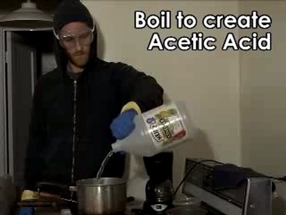 How to Make Meth