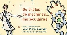De drôles de machines moléculaires   Dans les coulisses de la recherche