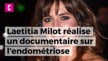 Laetitia Milot réalise un documentaire sur l'endométriose
