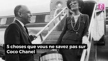 5 choses que vous ignorez sur Coco Chanel