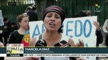 Tensión en Chile por nuevas detenciones de indígenas mapuche
