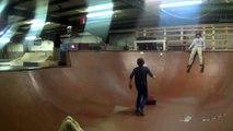 BROKEN ELBOW, Skateboarding, skateboarding fails & more! Skatebpark Edit (Aboveboard Skatepark) HD