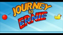 JOURNEY TO ERNIE / Lets Play with Big Bird! Sesame Street Learning Games for Kids