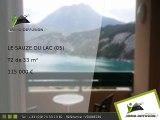 T2 A vendre Le sauze du lac 33m2 - 115 000 Euros