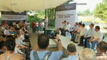 Otra mentira más de Yunes, la reconstrucción de la autopista Xalapa-Coatepec