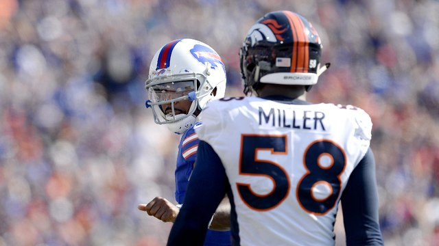 Terrell Davis: The penalty on Von Miller shouldn't have been called