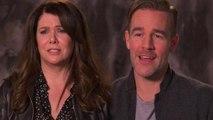 EXCLUSIVE: Watch Lauren Graham & James Van Der Beek Hilariously Lend Their Voices to 'Vampirina'