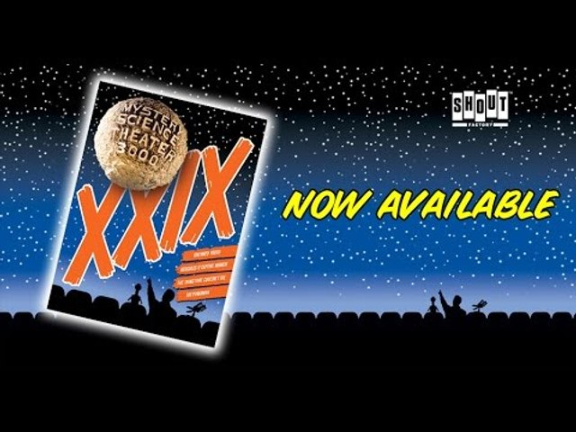 MST3K: Volume XXIX  - Trailer