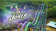 NEW for Six Flags Theme Parks in 2017! NEW Rides & Roller Coasters Announcement!