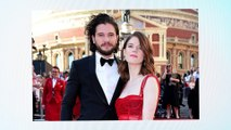 """Kit Harrington Engaged To """"Game of Thrones"""" Co-Star Rose Leslie"""