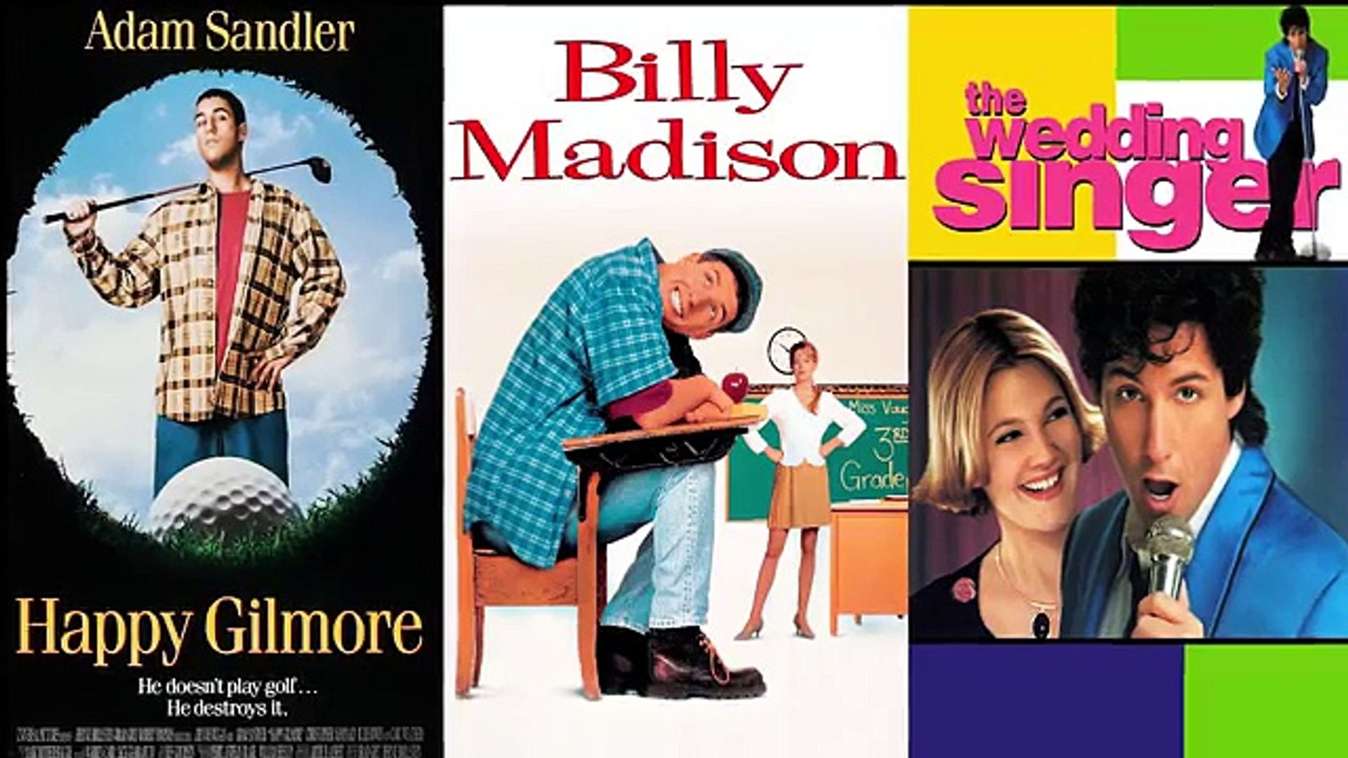 Secrets And Easter Eggs Hiding In Adam Sandler Movies
