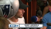 Danny Amendola Announces Patriots Will Stand For National Anthem On Sunday