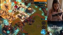 Rival Kingdoms - HELP ME BATTLE ONLINE! - New Rival Kingdoms Gameplay