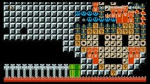 Ness, its for you. [Giygas Earthbound/MOTHER 2 Themed Level for Super Mario Maker]
