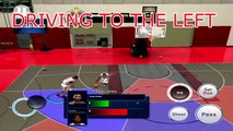 ULTIMATE LAYUP TUTORIAL!!!- EURO STEP, HOP STEP, JAMAL CRAWFORD SHAKE N BAKE ON NBA 2K16 IOS!!