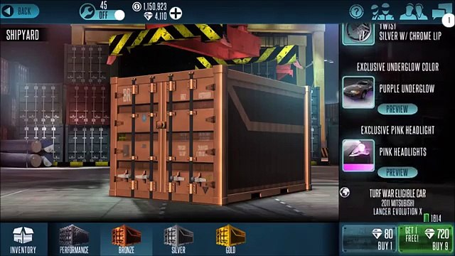 Opening 40 Bronze Crates - Luckiest Opening Ever!! | Racing Rivals Crate Unboxings