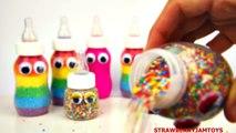 Slime Goo Santa Spiderman Minecraft Cartoon Surprise Toys StrawberryJamToys