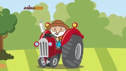 Animazoo - Vovô Chico Tem Uma Fazenda / Apresentação Do Léo / Dica: Hora De Dormir Léo