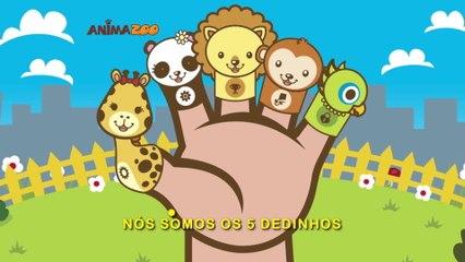 Animazoo - Os 5 Dedinhos